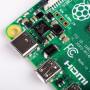 Raspberry Pi 4 Modelo 4GB RAM - Mini PC